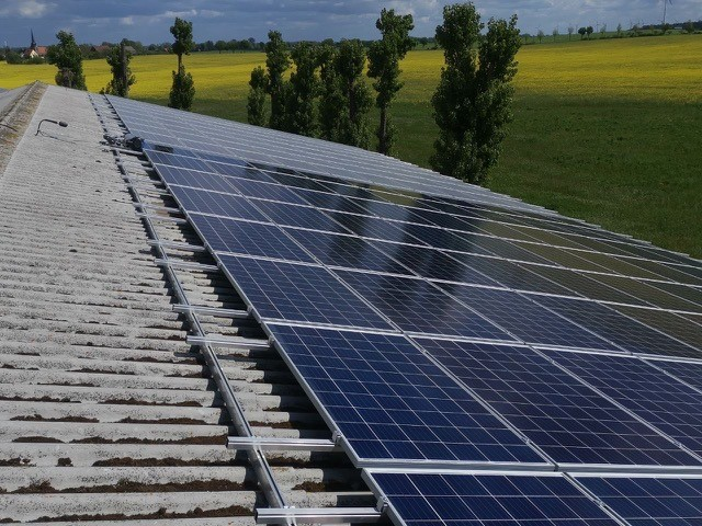 Photovoltaik Reinigung Thüringen