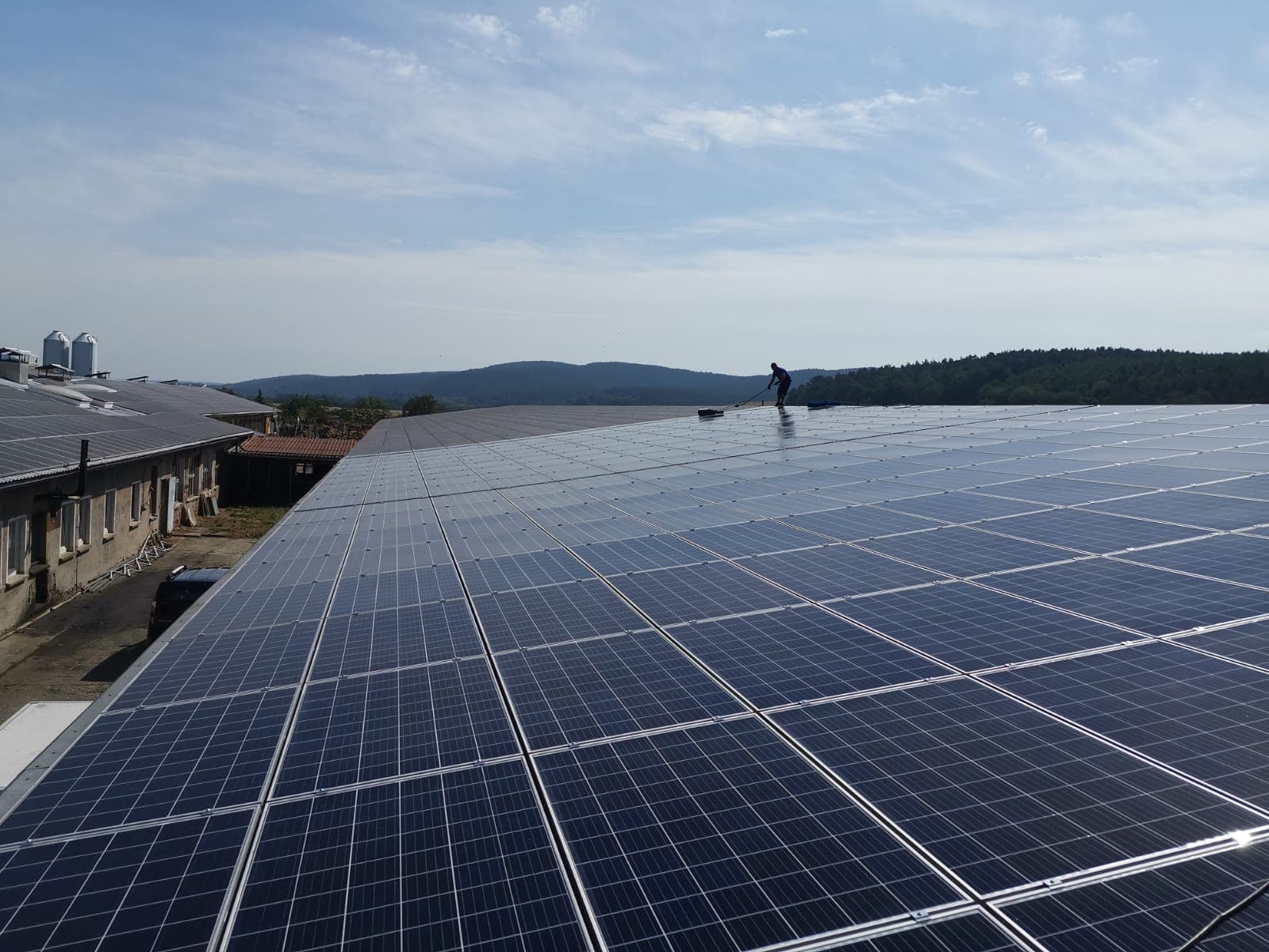Solarreinigung in jena